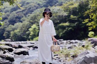 川遊びの写真・画像素材[2382180]