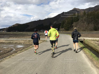 ジョギング,ランニング,トレイル,南魚沼市