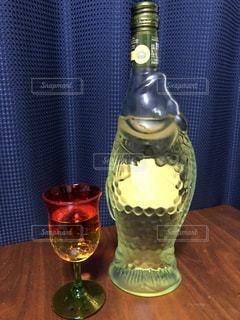 おさかなワインの写真・画像素材[1411914]