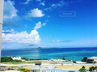 沖縄の海の写真・画像素材[1411927]