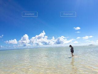 ハワイの天国の海の写真・画像素材[1411913]