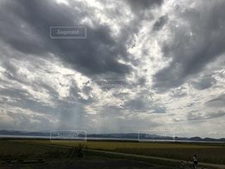 空,屋外,雲,くもり,日中