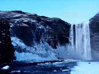 海外,青,氷,滝,旅行,旅,iphone,アイスランド