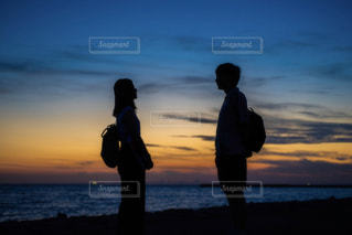 夏の終わりの写真・画像素材[1426077]