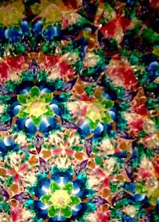 色とりどりの花のグループの写真・画像素材[1591238]
