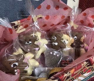 クッキー&チョコの写真・画像素材[2968964]