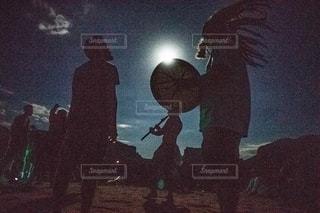 SEDONA - Drum circleの写真・画像素材[1503749]