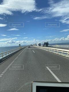 風景,空,屋外,雲,道路,道