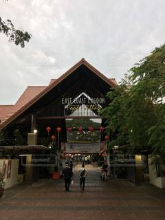 シンガポール,ホーカーセンター