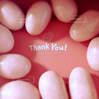 ピンク,お菓子,チョコレート,チョコ,ストロベリー,Thank you,イチゴ,パッケージ