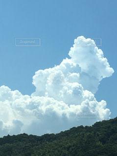 夏雲の写真・画像素材[1428959]