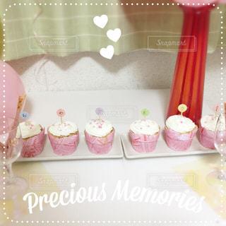 ケーキ,ピンク,かわいい,赤ちゃん,お祝い,ベビーシャワー