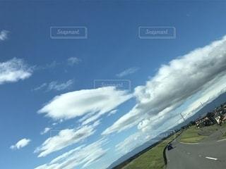 秋晴れ,秋空,夏日,台風一過