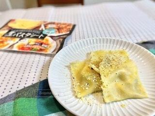 チーズラビオリの写真・画像素材[4706554]