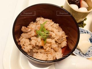 食べ物,秋,食,炊き込みご飯,きのこ,秋の味覚,食欲の秋