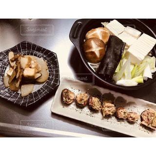 食欲の秋、鍋の写真・画像素材[1463116]