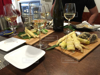 食べ物,カフェ,食事,揚げ物,ワイン,和食,タケノコ