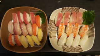 ごはん,寿司,エビ,赤身,にぎり