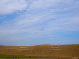 風景,空,秋,雲,青空,秋空,鳥取,鳥取砂丘