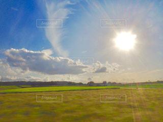 風景,空,秋,雲,青空,秋空,鳥取