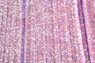 ヒカリのカーテンの写真・画像素材[1439831]