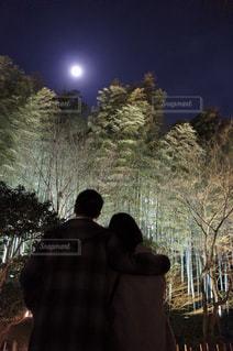 夜の写真・画像素材[2016956]