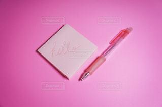 お気に入りのピンク写真。の写真・画像素材[2252868]