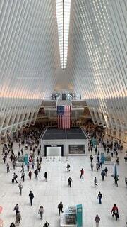 建物,ニューヨーク,海外,駅,アメリカ,街,人物,人,旅行,高層ビル,通勤,NY,ステーション,タイムラプス
