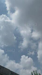 空,建物,屋外,海外,ピンク,雲,青空,旅行,煙,教会,ベトナム,ホーチミン,くもり,インスタ映え,タンディン教会