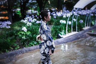 六本木ミッドタウンで開催中のASHIMIZUの写真・画像素材[2310629]
