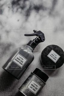 黒い装置のクローズアップの写真・画像素材[2448712]