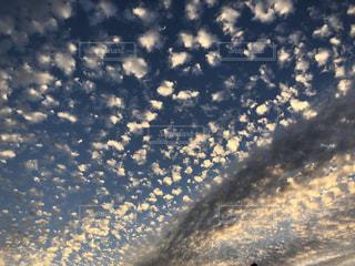 雲,秋の空