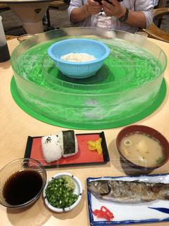 食べ物,夏,食事,そうめん,料理,日本食,麺,和,食,そうめん流し,名物,素麺,指宿,唐船峡