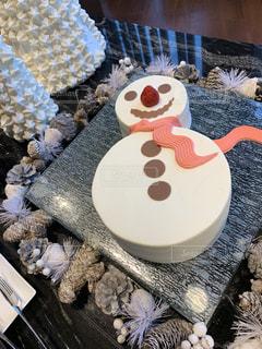 食べ物,スイーツ,冬,ケーキ,屋内,雪,白,マフラー,フード,いちご,デザート,テーブル,松ぼっくり,クリスマス,雪だるま,寒い,レストラン,ご飯,ウィンター,ホワイト,ストロベリー,スノーマン,ブッフェ,スター,スノーホワイト,スノー,シュガー