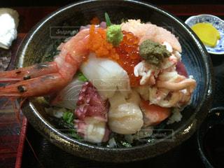 食べ物,海,魚,美味しい,丼,海鮮,食欲