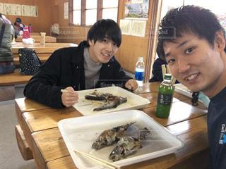 食べ物,食事,魚,料理,美味しい,友達,食欲