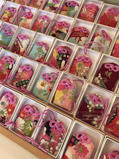 下鴨神社の媛守の写真・画像素材[1676899]