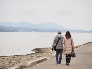 両親との出雲旅行の写真・画像素材[2229503]