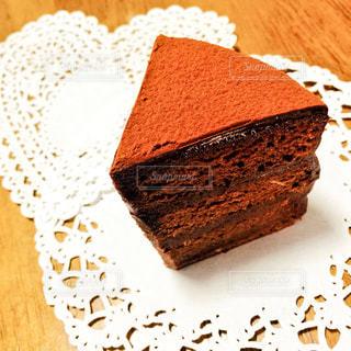chocolate cake♡の写真・画像素材[1785210]