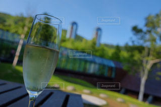 Sparkling wineの写真・画像素材[1449742]