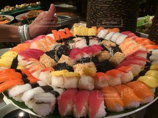 寿司,食べ放題,ブッフェ