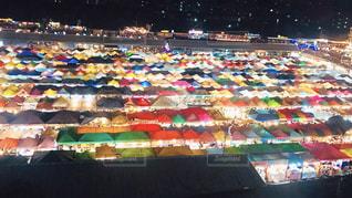ナイトマーケット in タイの写真・画像素材[1538360]