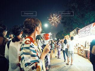 花火大会の写真・画像素材[1461650]