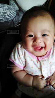 笑顔の写真・画像素材[1591941]