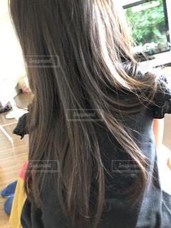艶髪の写真・画像素材[2460263]