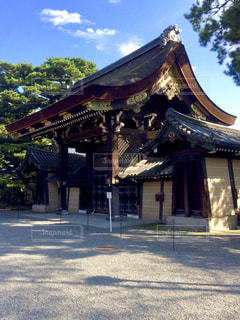 京都御所の建礼門の写真・画像素材[1682586]