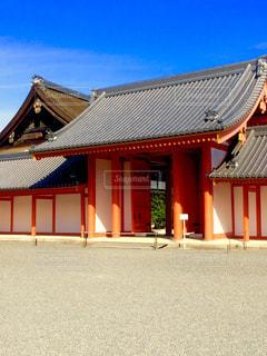 京都御所の月華門の写真・画像素材[1682588]