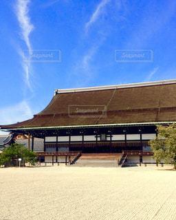 京都御所、紫宸殿の写真・画像素材[1683065]
