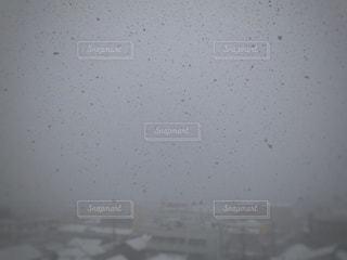 降る雪の写真・画像素材[1735800]