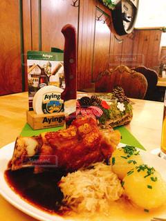 ドイツ,ミュンヘン,伝統料理,食欲の秋,schweinehaxe